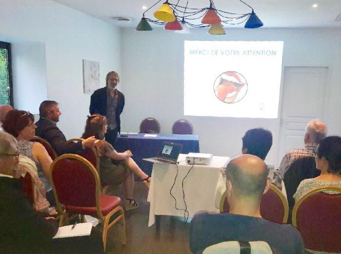 """journées URPS des masseurs-kinésithérapeutes sur la prévention: présentation d'ISIDORT à Pau, Périgueux et Agen"""""""