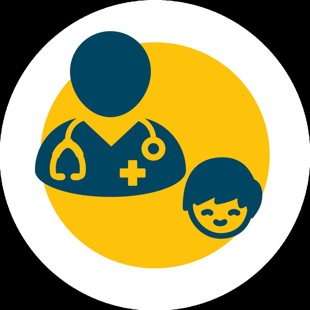 les apnées du sommeil de l'enfant à partir des éléments cliniques présentés dans le guide «tout savoir sur le SAHOS de l'enfant».